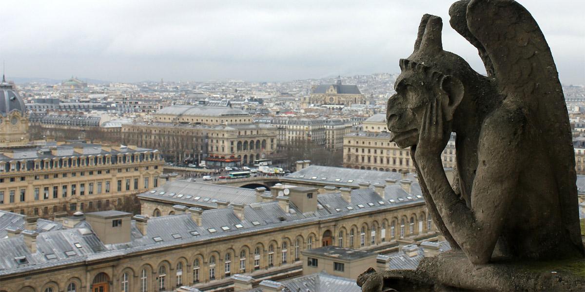 Mais comment Notre-Dame de Paris a-t-elle pu brûler ? - Page 3 Diable-ligne-droite